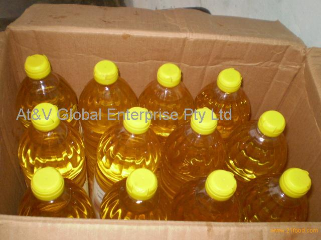 High Quality Pure Refined and Crude Sunflower Oil