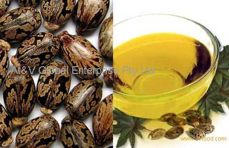 High Quality Pure Castor Oil