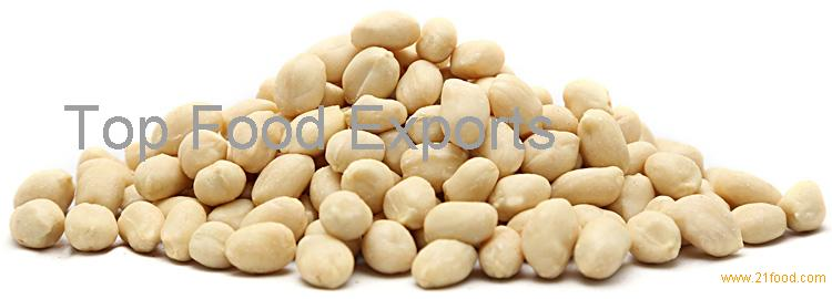 BLANCHED JAVA PEANUTS