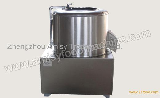 Automatic Potato Washing & Peeling Machine