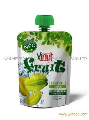 130ml Tropical Starfruit Juice