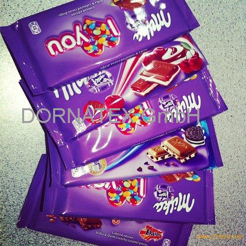 Milka 100g Tablet/Chocolate for sale