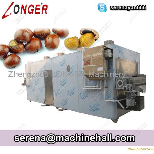 New Design Chestnut Roasting Machine for Sale|Chestnut Baking Machine