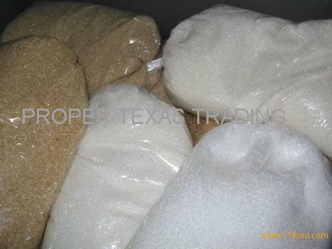 Grade A White Suger ,Brown Sugar , Icumsa 45 .Raw Sugar