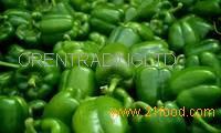 High Quality Green Pepper