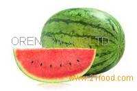 Fresh Red Watermelons