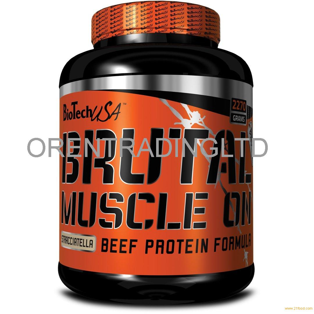 , Whey Protein , BSN AMINOX, BRUTAL MUSCLES, WHEY PROTEIN