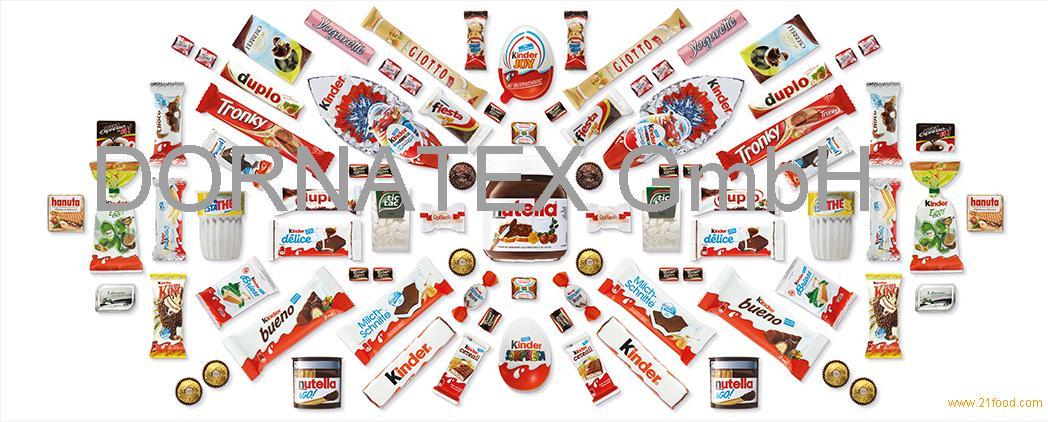 Snickers,Kitkat,Bounty,Twix,Mars,Kinder Joy,Milka,Toblerone, Bounty bar,Mars bar,Snickers Bar,Twix b