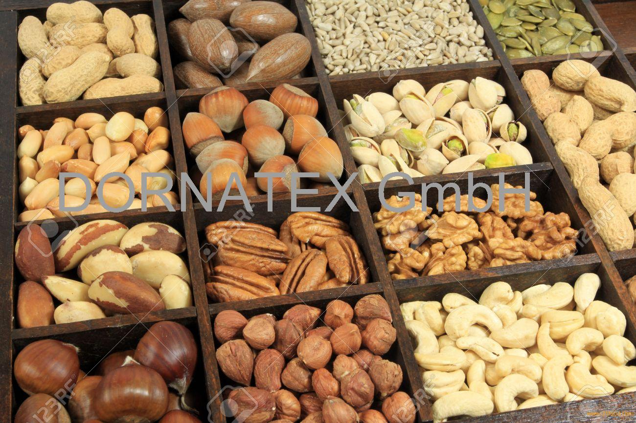 Raw and Roasted Salted or Unsalted Pistachio /Cahsew / Almond Nuts