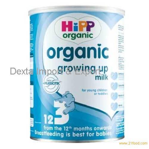 Hipp Organic Milk Powder