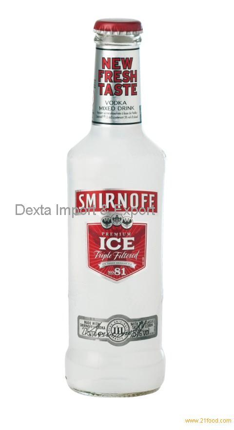 Smiroof Ice Vodka