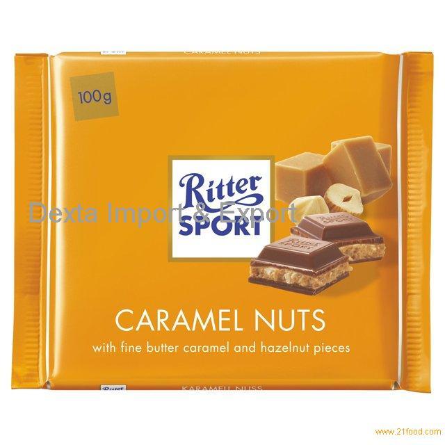 Ritter Sport Caramel