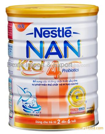 Nestle NAN milk powder