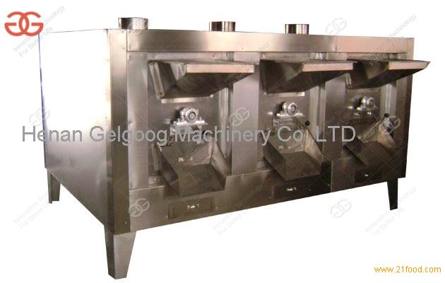 Commercial Sunflower Seeds Roasting Machine|Sunflower Seeds Baking Machine