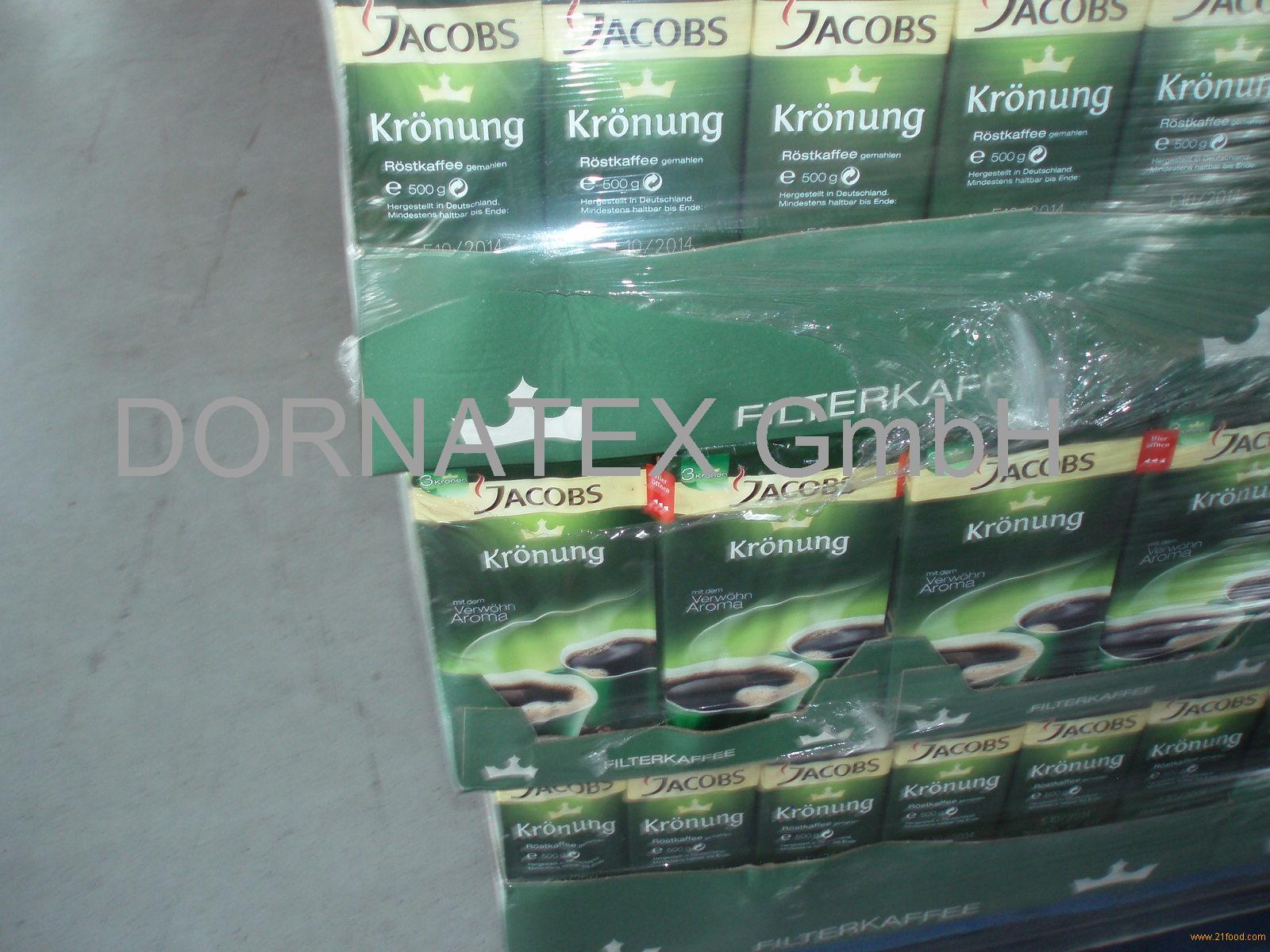 Jacobs Kronung Coffee - Original Fresh ..good price