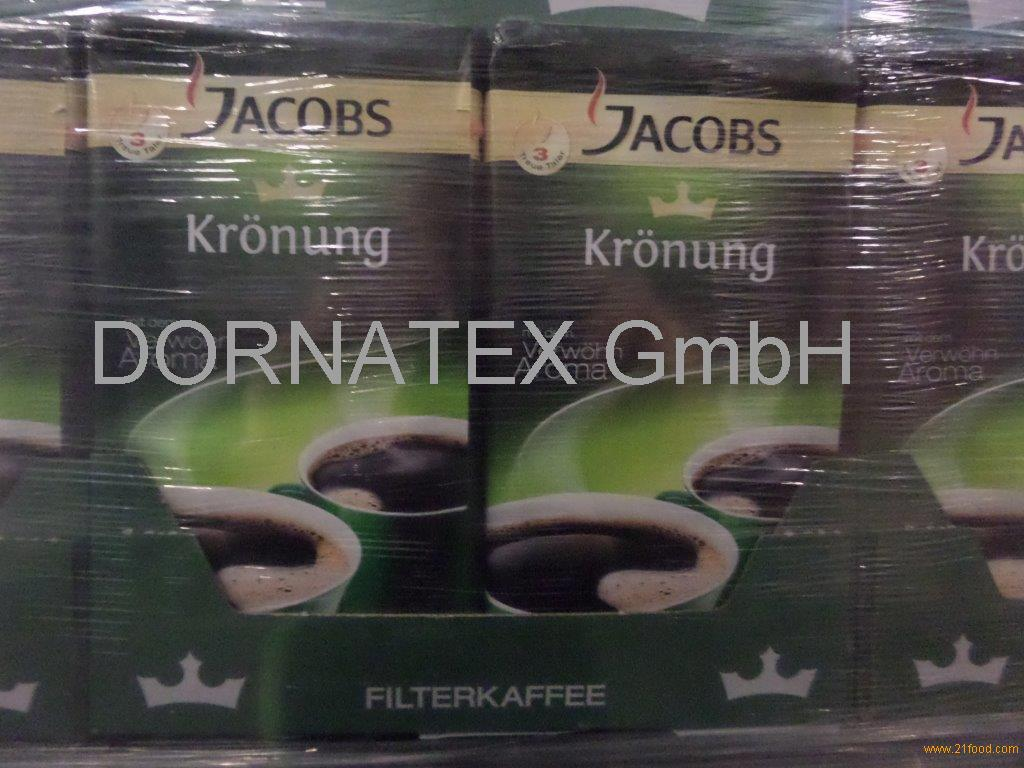 Jacobs Kronung Ground Coffee for sale now