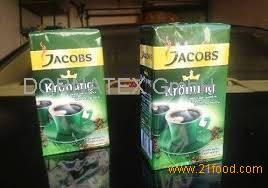 Jacobs Kronung Ground coffee,,,for sale