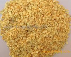 Factory Supply Garlic Granules Dehydrated