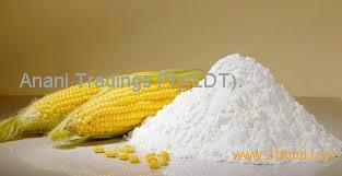 maize starch/ corn starch food grade for sale