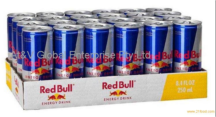 Red Bulls Energy Drink