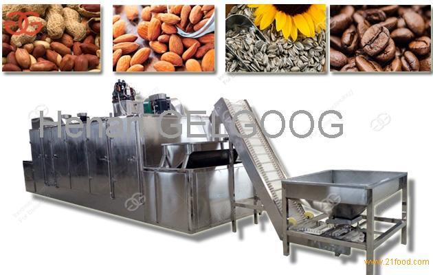 Melon Seeds Baking Machine Sunflower Seeds Baking Machine For Sale