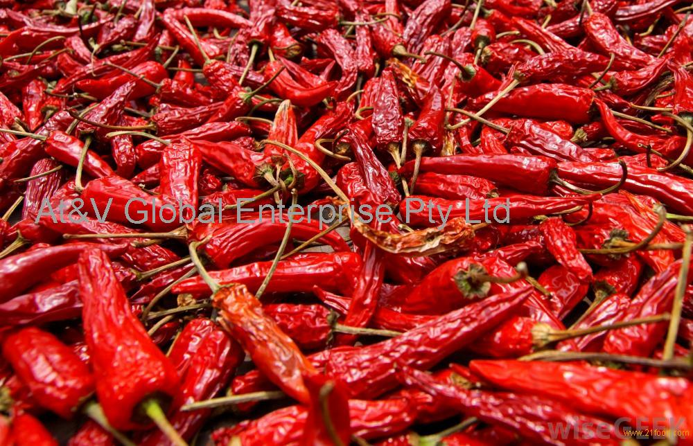 :New Crop Dry Red Chili Dry Red Hot crushed Chilli Pepper