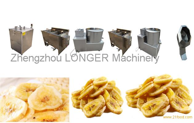 Small Scale Banana Chips Production Line|Banana Chips Making Machine