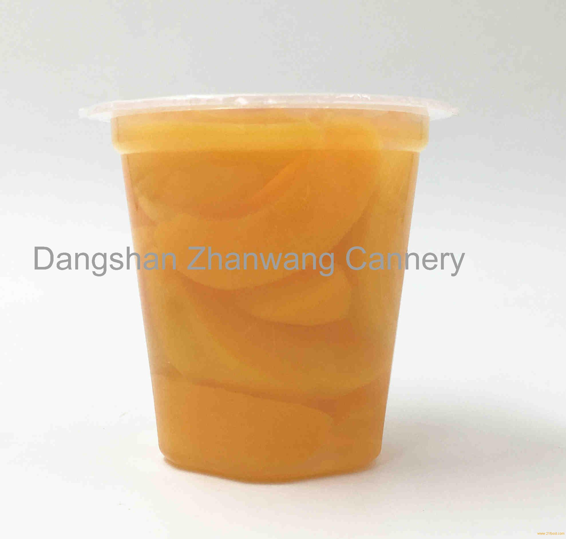 China origin canned fruit cup