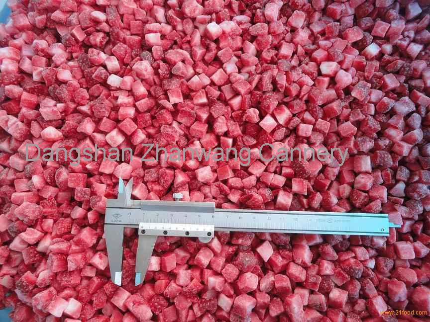 cheap price frozen strawberry from China