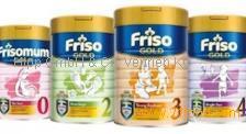 Friso Growth 4 Milk Powder Dutch Baby formula