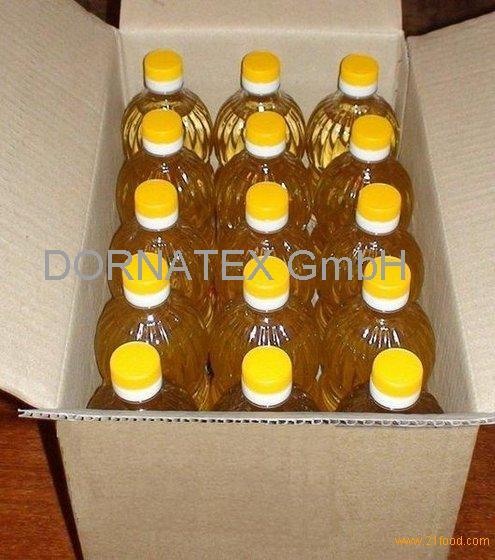 Refined Sunflower Oil (1L, 2L, 3L, 5L, 10L PET Bottle) Refined -vegetable Oil, corn oil -For Sale