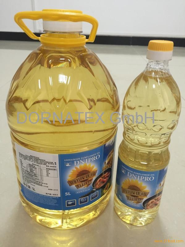 Unrefined sunflower oil/