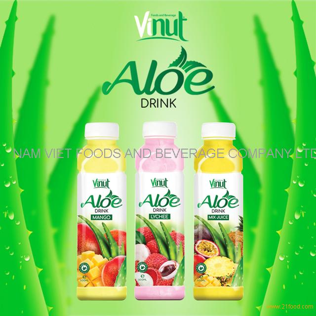 Original Flavorings 100% Organic Aloe Vera Drink