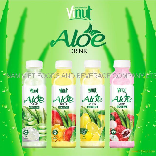 VINUT 500ml With KOSHER Aloe vera drink original supplier