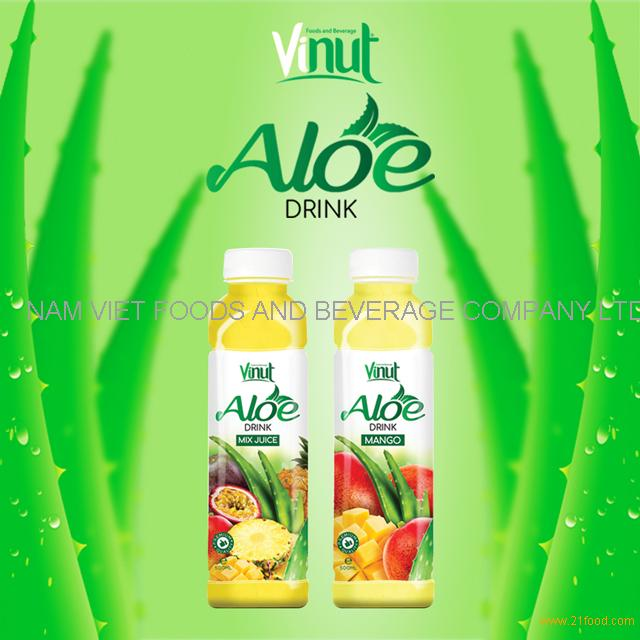 VINUT 500ml fresh aloe vera drink original