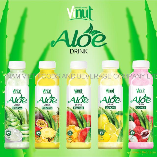 VINUT aloe vera drink juice drink original