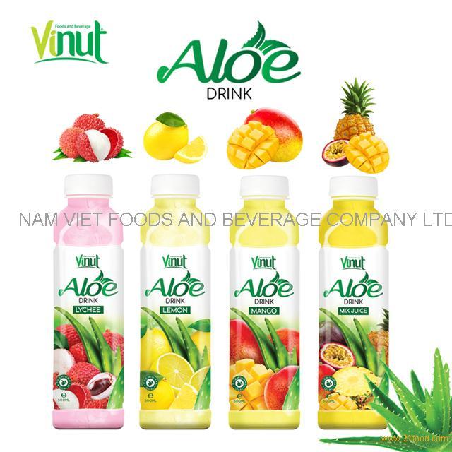 Wholesaler VINUT original aloe vera drink