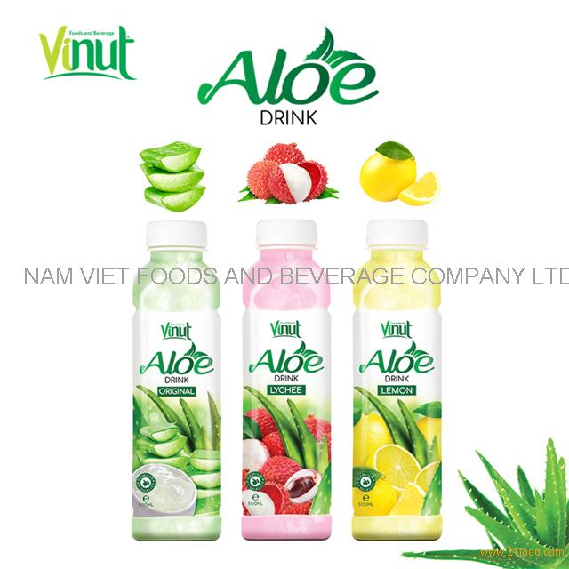 VINUT original aloe vera juice drink manufacturer