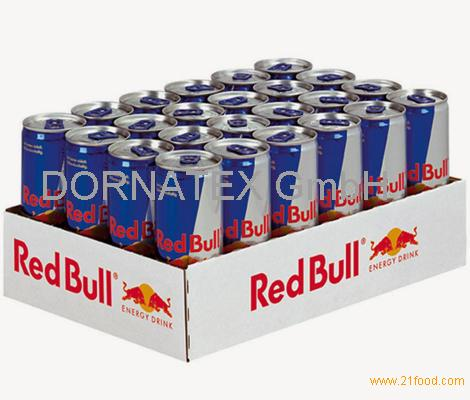 Automatic red bull energy drinkS