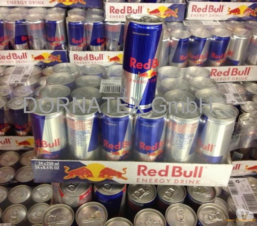 /AUSTRIAN ORIGIN /RED BULL ENERGY/ DRINKS 250ml , 350ml , 750ML///