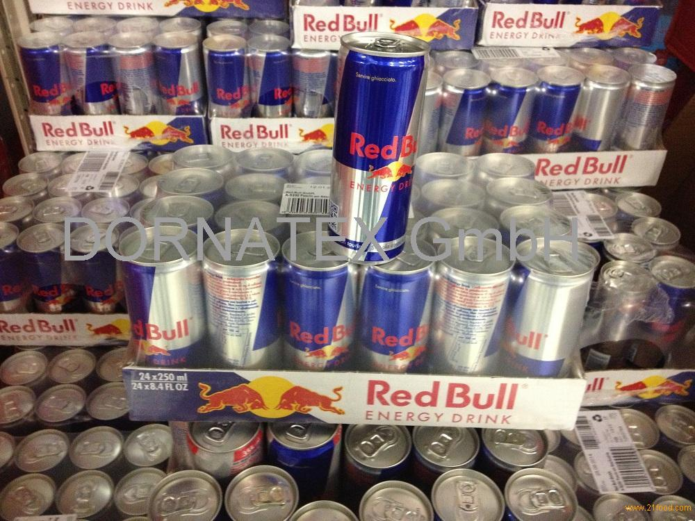 Bull blue slim can Original Red Bull Energy Drink (250ml) and other Energy Drinks from Netherlands!