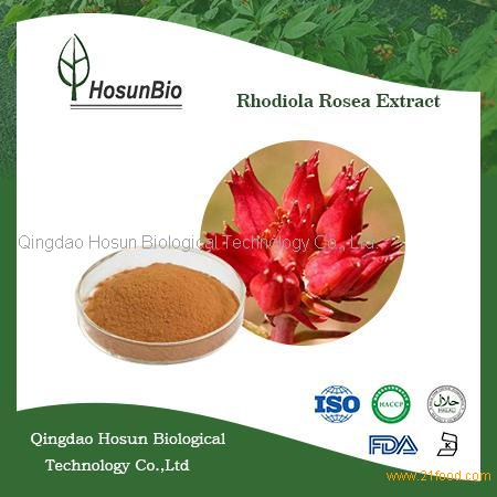 High Quality Salidroside 3% ,Rosavin 3% Rhodiola rosea extract