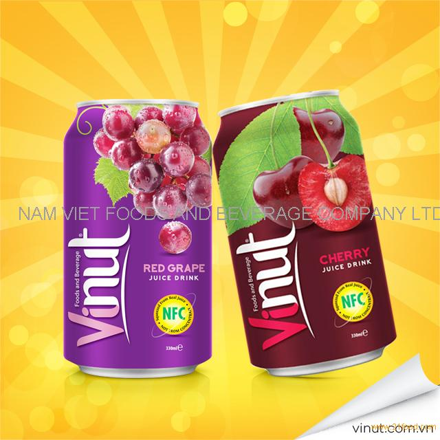 Natural Red Grape Fruit Juice, not from concentrate in Private Label
