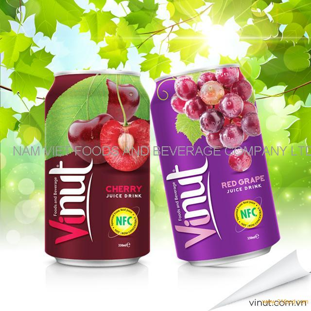 VINUT - Red Grape Drink