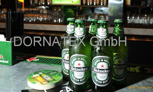 Fresh stock Heineken Beer available in 330ml Cans, 330ml Bottles, 650ml Cans