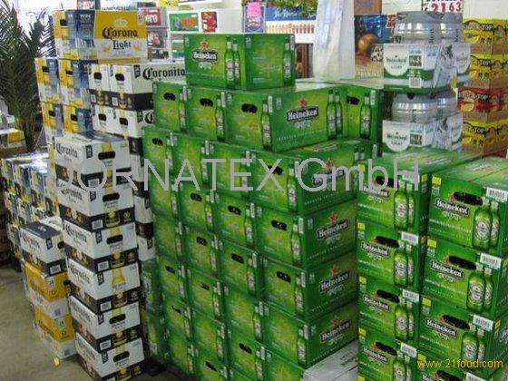 Heineken Beer and Other (Premium Beers from Netherlands