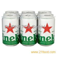 Heineken and a Variety of other- Premium Beers in 250ml, 330ml, 500ml Bottles/Cans