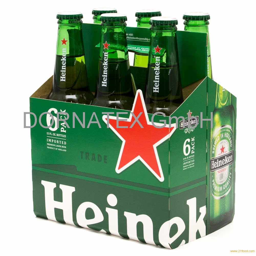Get now all products of HEINEKEN BEER 350ml Cans, -355ml Cans , 500ml PET ,1L ,1.5L ,2L