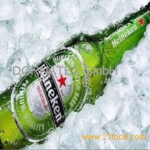 Heineken available- in cans and bottle (250ml, 330 ml & 500 ml)