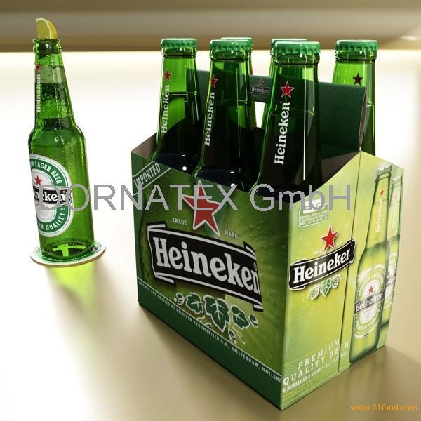 HEINEKEN BEER FROM HOLLAND -330ml Cans, 330ml Bottles, 650ml Cans